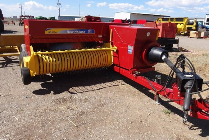2016 New Holland BC5070 HAYLINER Baler-Square For Sale