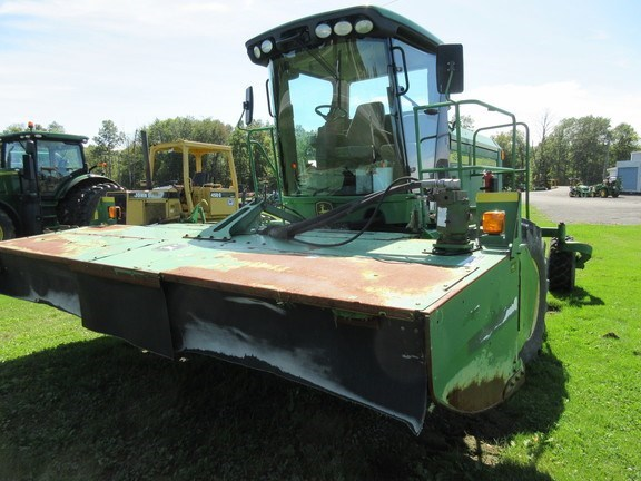 2007 John Deere 4995 Windrower For Sale