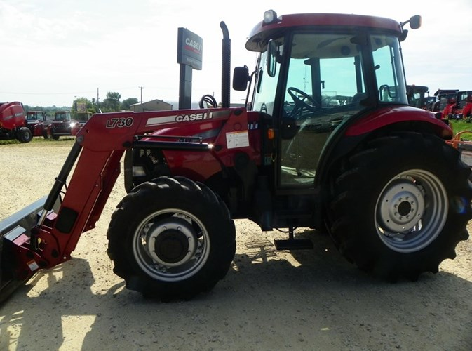 2007 Case IH JX80 Tractor For Sale