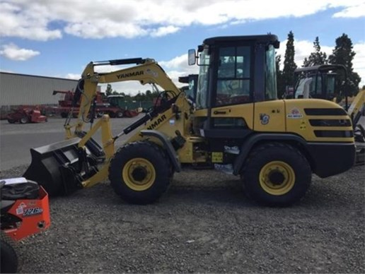 Wheel Loader For Sale: 2018 Ya[...]