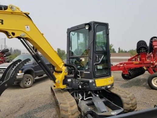 Excavator-Mini For Sale: 2018 [...]