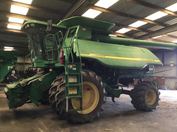 2005 John Deere 9660CTS Combine For Sale