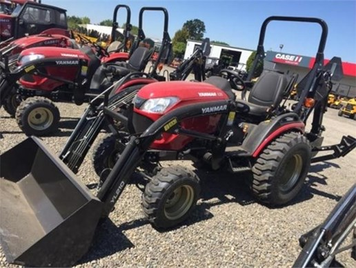 Tractor For Sale: 2018 Yanmar [...]