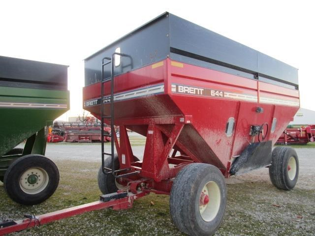2002 Brent 644 Gravity Box For Sale
