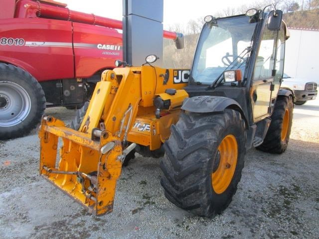 2010 JCB 541-70 AGRI PLUS Telehandler For Sale