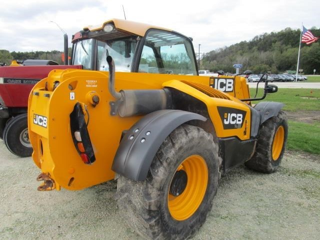 2015 JCB 541-70 AGRI XTRA Telehandler For Sale