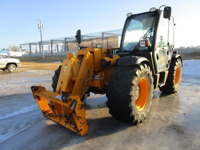 2011 JCB 541-70 AGRI Telehandler For Sale