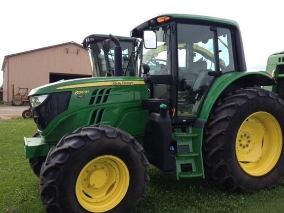 2016 John Deere 6130M Tractor - Utility For Sale