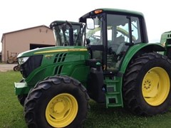 Tractor - Utility For Sale 2016 John Deere 6130M , 130 HP
