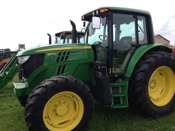 2015 John Deere 6125M Tractor For Sale
