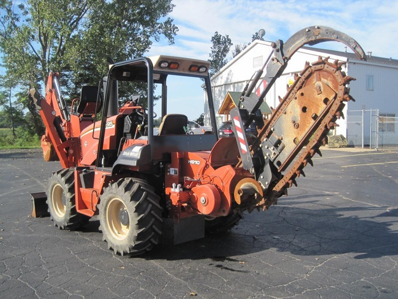 2012 Ditch Witch RT95 Image 7
