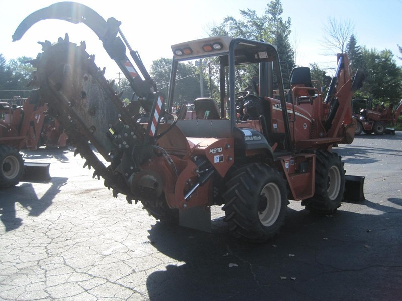 2012 Ditch Witch RT95 Image 8