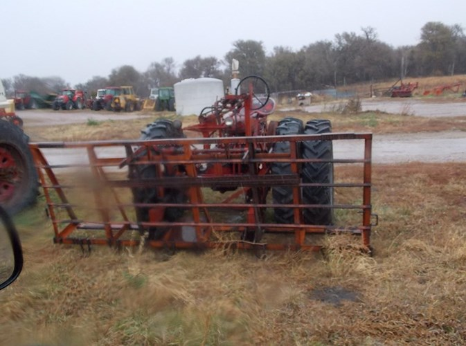 International H Farmall Tractor For Sale