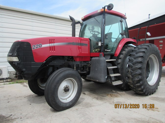 2000 Case IH MX220 Tractor For Sale