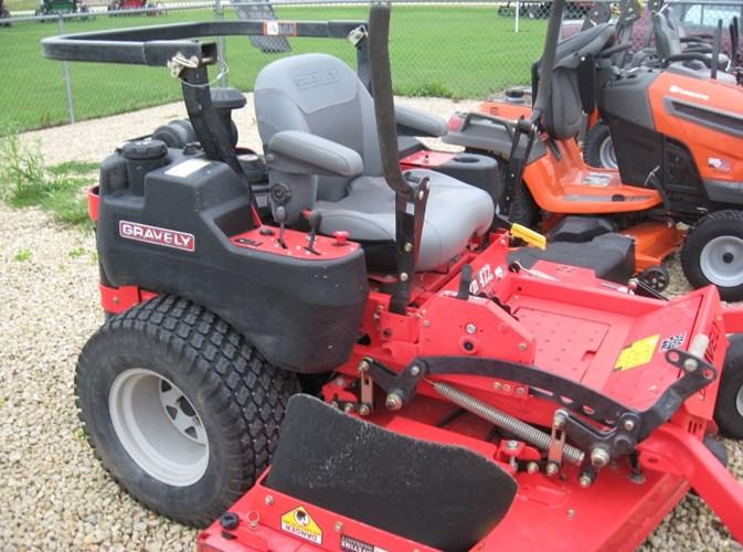2015 Gravely PT472 Zero Turn Mower For Sale