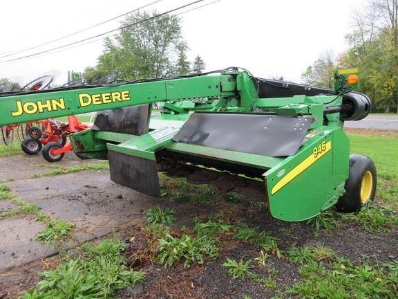2010 John Deere 946 Mower Conditioner For Sale