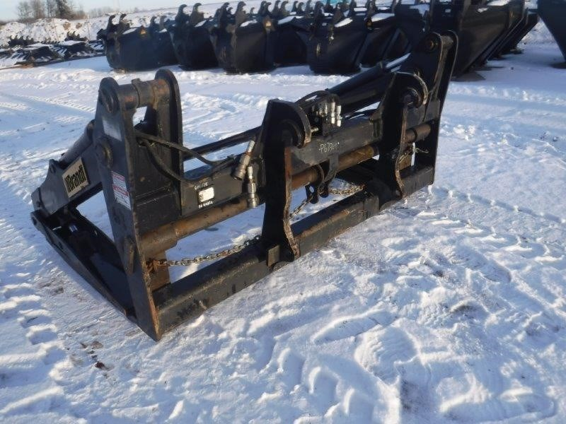 Brandt PIPE/POLE GRAPPLE WITH VOLVO LUGS Image 2