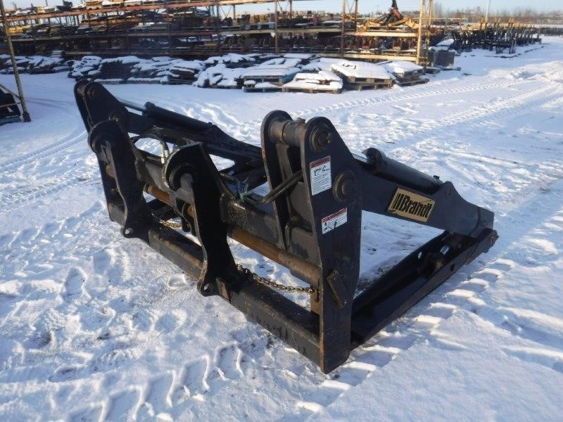 Brandt PIPE/POLE GRAPPLE WITH VOLVO LUGS Image 7