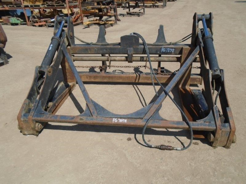 Brandt PIPE/POLE GRAPPLE WITH VOLVO LUGS Image 3