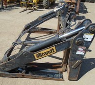 Brandt PIPE/POLE GRAPPLE WITH VOLVO LUGS Thumbnail 4