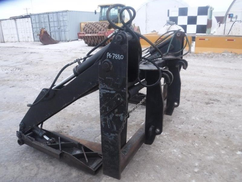 IMAC PIPE/POLE GRAPPLE WITH VOLVO LUGS Image 7