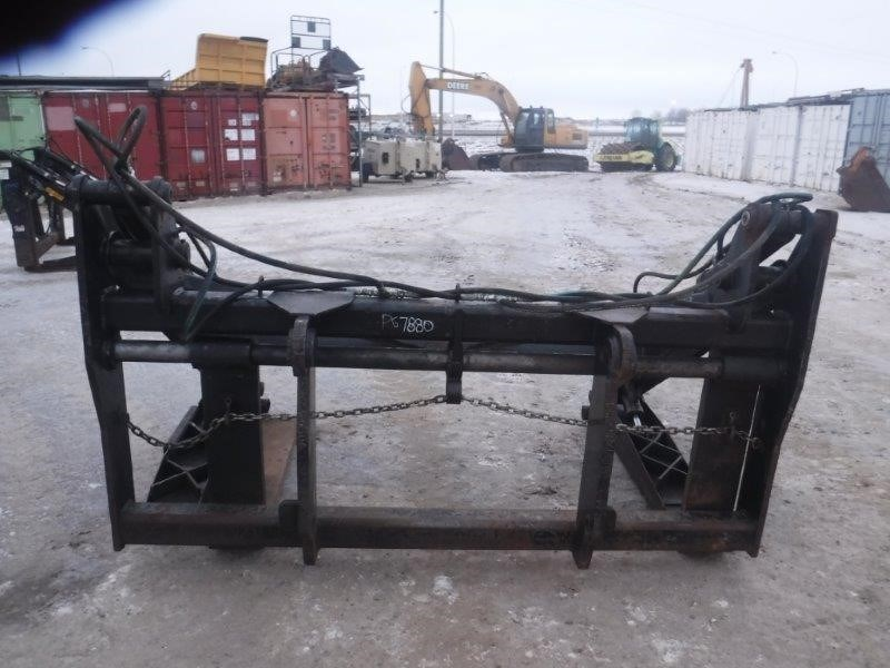 IMAC PIPE/POLE GRAPPLE WITH VOLVO LUGS Image 8