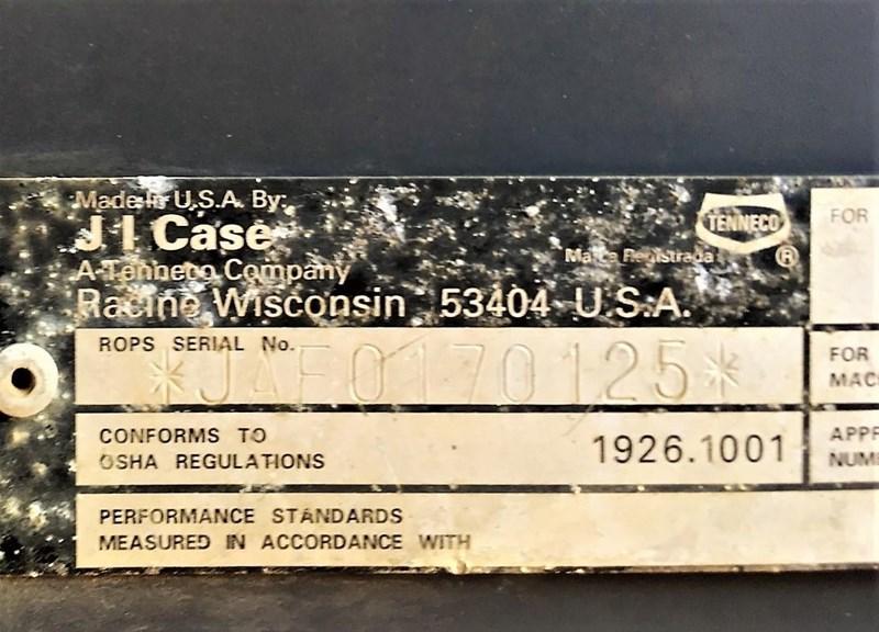 1995 Case 1845C Image 18
