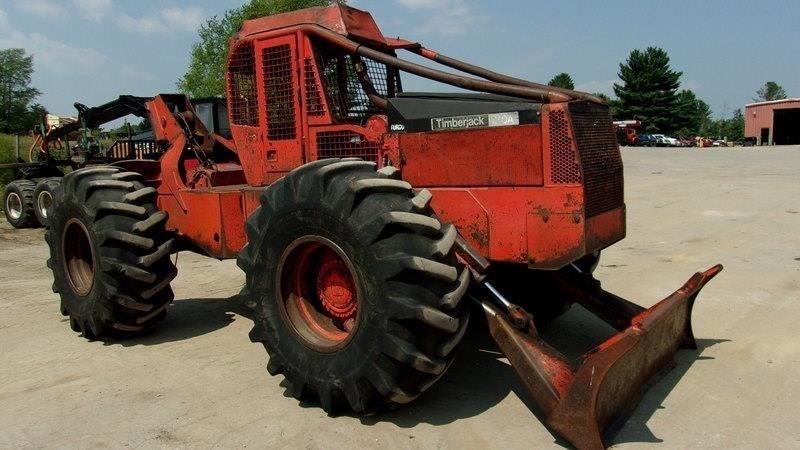 Timber Jack 240A Image 2