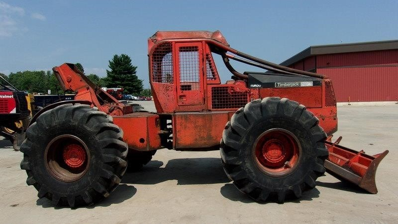 Timber Jack 240A Image 3