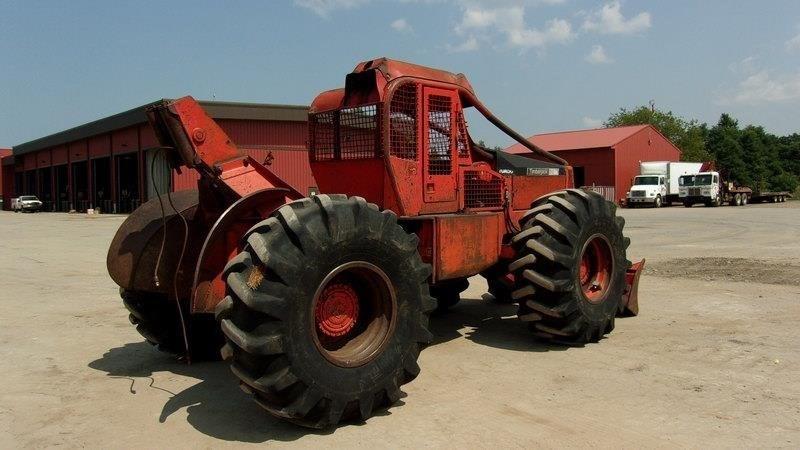 Timber Jack 240A Image 4