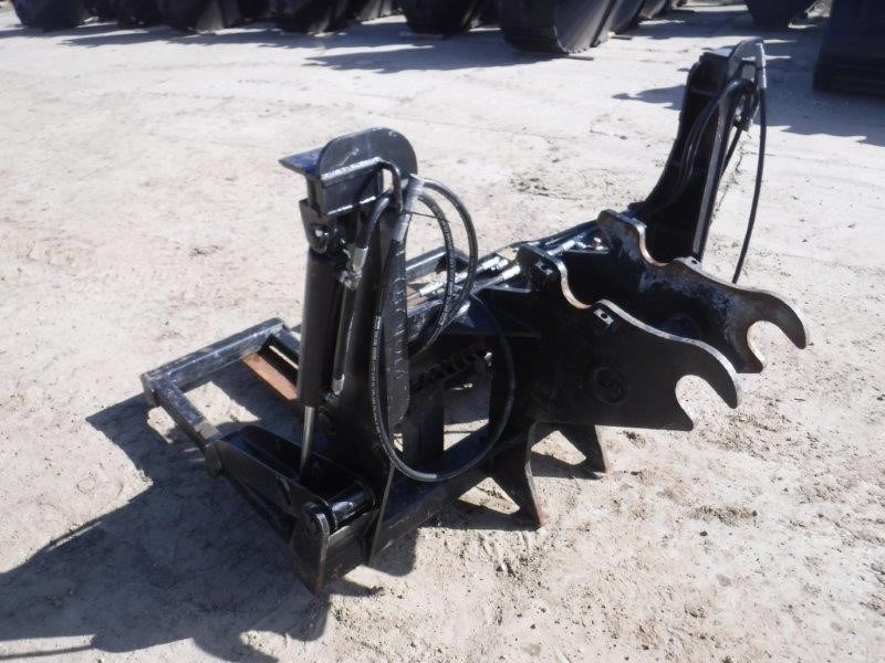 Other MAT GRAPPLE WITH 120 SERIES WBM STYLE LUGS Image 2
