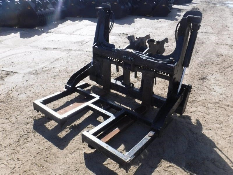 Other MAT GRAPPLE WITH 120 SERIES WBM STYLE LUGS Image 3