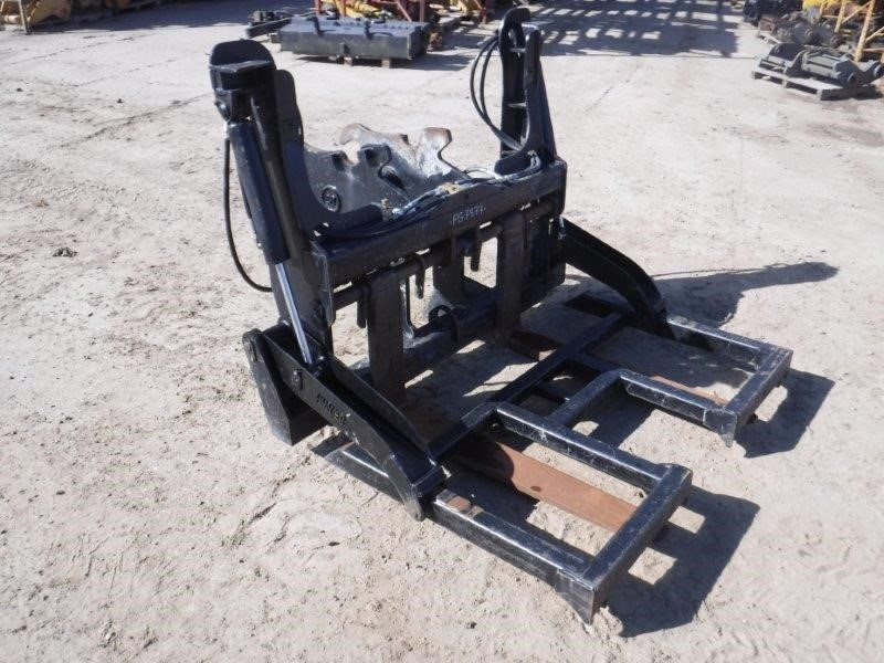 Other MAT GRAPPLE WITH 120 SERIES WBM STYLE LUGS Image 4
