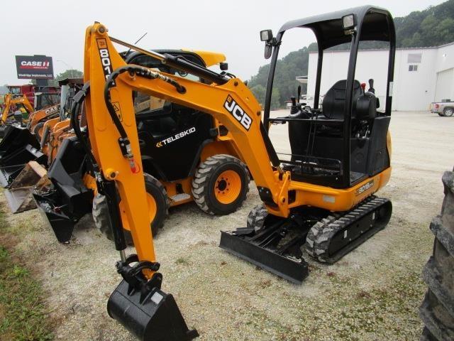 2017 JCB 8018 Excavator-Mini For Sale