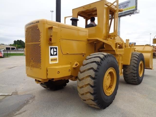 1987 Caterpillar 966C Image 4