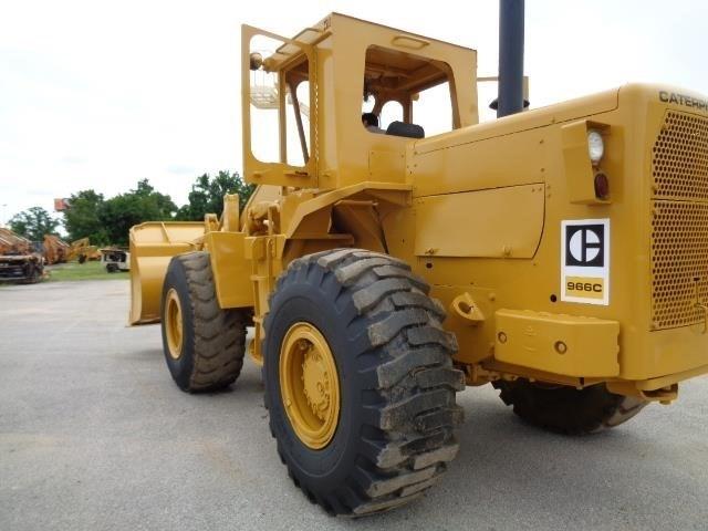 1987 Caterpillar 966C Image 5