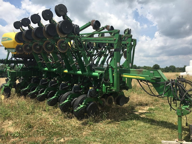 2003 John Deere 1790 Ccs Planter For Sale North Central Ag London Oh