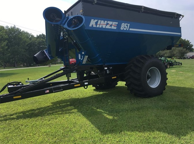 2018 Kinze 851 Grain Cart For Sale
