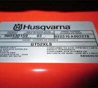 2016 Husqvarna GT52XLS Thumbnail 4