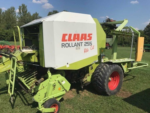 2002 CLAAS Rollant 255 Baler-Round For Sale