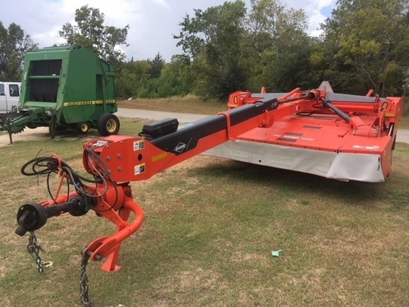 2015 Kuhn FC3560 Mower Conditioner For Sale