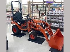 "Tractor For Sale 2021 Kubota BX2380RV - 48"" Bucket , 23 HP"