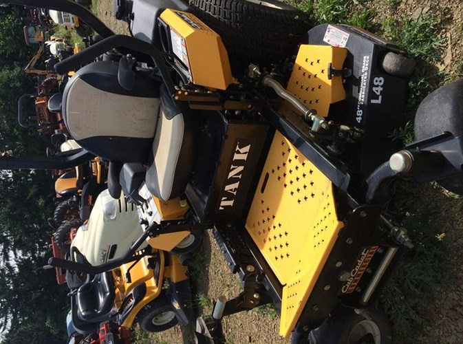 2012 Cub Cadet Tank LZ48 Riding Mower For Sale