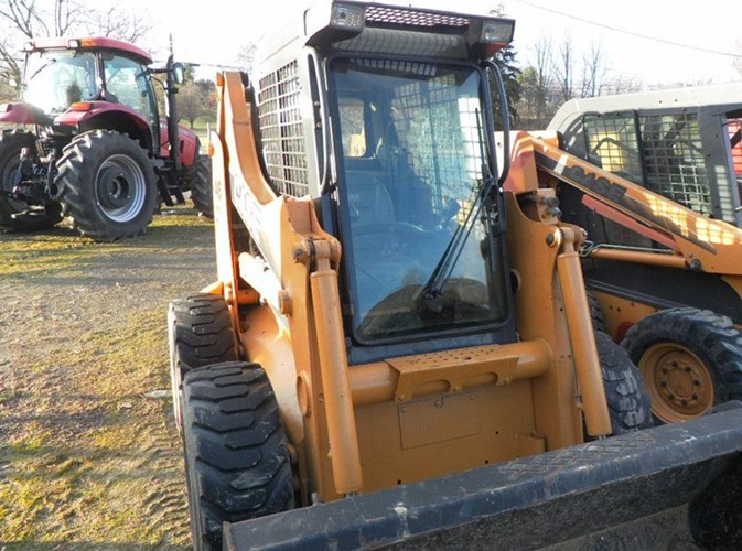 Case 445 Skid Steer For Sale