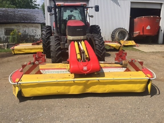 2015 Pottinger 351 Front Mower Mower Conditioner For Sale