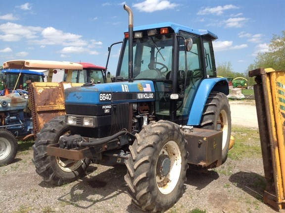 1997 New Holland 6640 Tractor For Sale