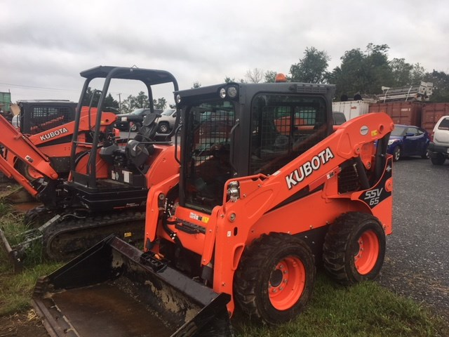 2016 Kubota SSV65PHC Skid Steer For Sale