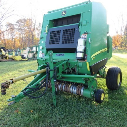2010 John Deere 854 Silage Special Baler-Round For Sale