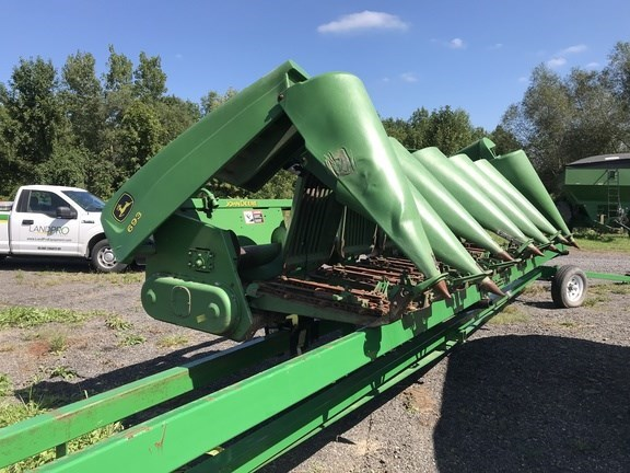 2003 John Deere 693 Header-Corn For Sale