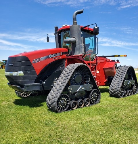 2015 Case IH STGR 420RT Tractor For Sale